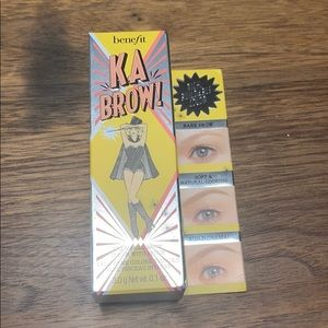 Benefit KaBrow cream gel brow colour, brand new